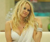 Pamela Anderson joins war against fish fighting