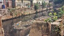 Prone to flooding & landslides, Bhandup drains yet to be desilted