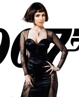 My name is Bond. Priyanka Bond