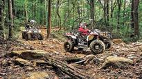 Polaris sees ATV sales vrooming threefold in five years