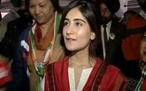 Princess of Patiala takes to the streets, campaigns for granddad Amarinder Singh