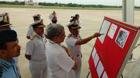 Parrikar monitors ops as 8 aircraft, 13 ships continue search for IAF plane