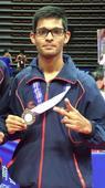 I dream of representing India at Olympics: Manush Shah