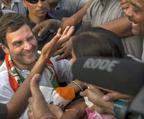 Rahul Gandhi elected party chief unopposed