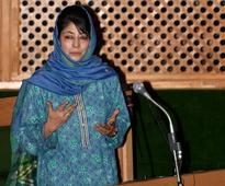 Committed to dignified return of Kashmiri Pandits to Valley, says Mehbooba Mufti