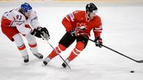Canada beats Czech Republic for playoff berth at hockey worlds