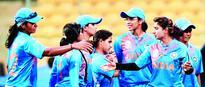 Indian women begin with win