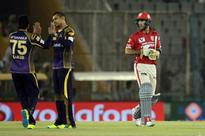 LIVE STREAMING: KKR vs Kings XI Punjab IPL 2016 live cricket score