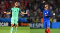 Euro 2016: Ronaldo, Griezmann light up team of the tournament, while another Real Madrid star misses out