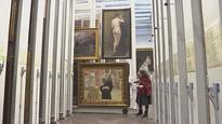 London and Moscow swap iconic art