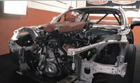 Sneak Peek: Ferrari Powered Toyota GT86