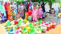 Hindupur sans water come rain or shine