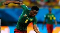 Injured Moukandjo out of Cameroon squad