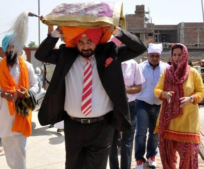 Sidhu will be a liability for the Congress