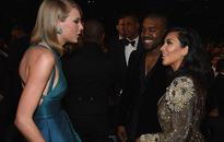 Kanye praises Kim, breaks silence on Taylor Swift at Drake concert