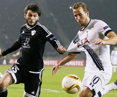 Europa League PHOTOS: Spurs, Liverpool and Bilbao through, Dnipro out