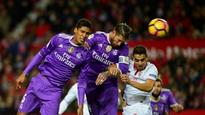 Ramos sees reverse in fortunes as Real Madrid's record run ends
