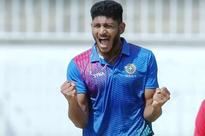 Kerala's Basil Thampi in Indian team; T20, Test team announced