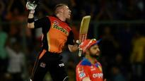 #GLvSRH, IPL 2016: Sunrisers' Warner sets up epic final clash against Virat's Royal Challengers