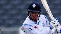 County Championship: Wayne Madsen hits 76 for Derbyshire on day two