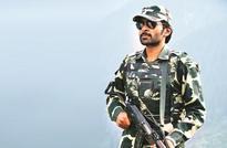 Portraying an army man is difficult: Vikram Prabhu