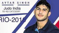 Gurdaspur judoka Avtar makes it to Rio Olympics 2016