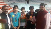 India bag 13 medals at Junior Asian Wrestling Championships 2017