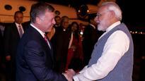 PM Narendra Modi receives Jordanian King Abdullah II ahead of his 3-day visit