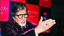 15 minutes of fame with Amitabh Bachchan