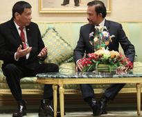 Rody affirms Brunei ties