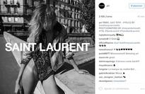 First look at new Anthony Vaccarello collection for Saint Laurent