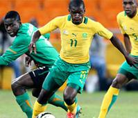 Four Zambian players cleared of match-fixing