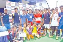 Guwahati City FC camp comes to an end