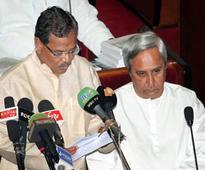 Odisha FM Pradeep Amat presents Rs.1,06,911 crore budget for 2017-18