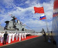 Chinese ships conduct live firing drills in Mediterranean; to hold joint naval exercise with Russia