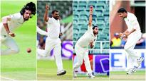 Ind vs SA: India's pacesetters set the pace