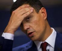 Spain's Socialist party re