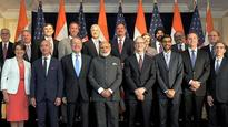 In pics | Modi in US: PM spends Day 1 with top American CEOs and Indian diaspora
