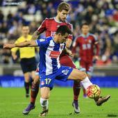 Spanish 1st division soccer match: Real Sociedad wins Espanyol 5-0