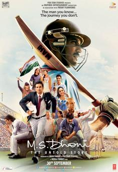 Like the new poster of MS Dhoni: The Untold Story?
