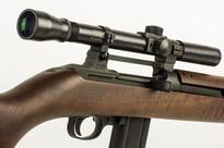 Inland: New T30 Carbine with M82 Vintage Sniper Scope