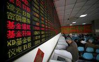 Chinese data lifts world stocks to an eight-month high