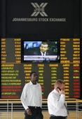 South Africa's Top-40 index falls 2 pct on global sell off