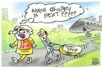 PM Narendra Modi off for a 5-nation tour next week till June 10