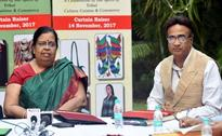 Over 480 tribal artisans from over 25 States will be participating in upcoming AADI MAHOTSAV from 16th to 30th November 2017