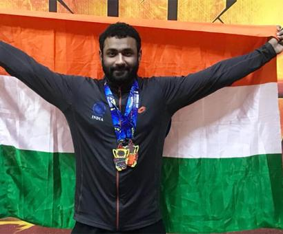 World champ Saksham among 5 powerlifters killed in road accident, drunk driving suspected