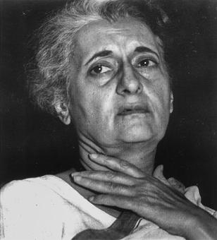 The Death That Devastated Indira Gandhi