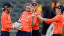 England women cruise to warm-up win