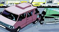 Four die in road accidents in Bengaluru