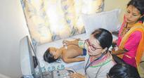 Free echocardiography screening camp held